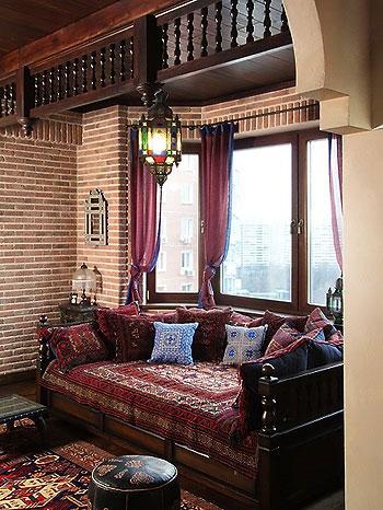 Восточные светильники: особенности дизайна и восточного стиля