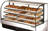 Холодильные горки – разновидность торгового оборудования