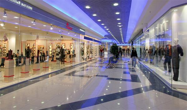 аренда помещений в торговых центрах