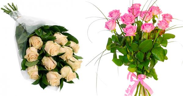 Необычные цветочные подарки от доставки букетов магазина Flori24.ru