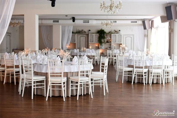 Как правильно подобрать свадебный ресторан?