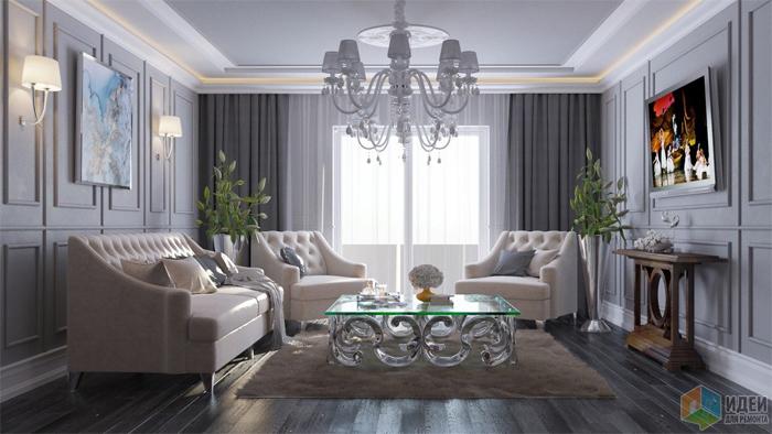 Как подобрать интерьер для квартиры – советы от школы дизайна
