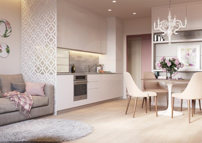 Как подобрать интерьер для квартиры - советы от школы дизайна