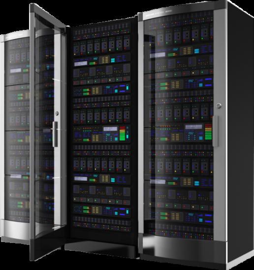 Размещение серверного оборудования в дата-центре