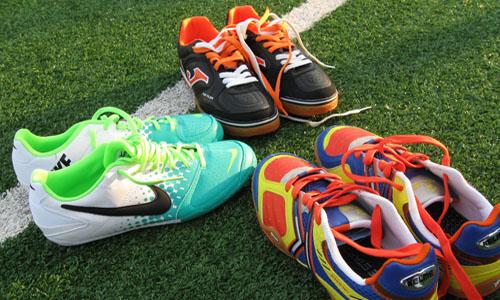 Правила ухода за футбольной обувью