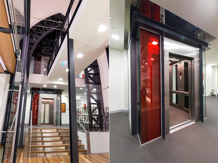 Элитные лифты Novo Elex от trastlift.ru