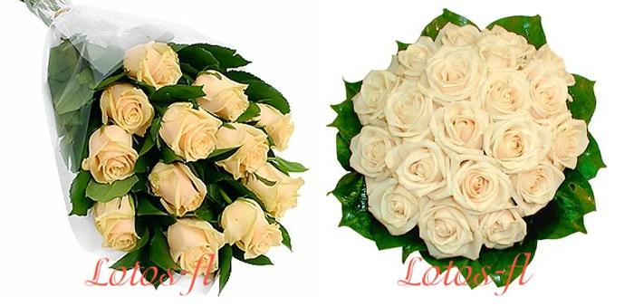 """Доставка цветов с жёлтыми лепестками – прекрасный сюрприз от """"Lotos-fl.ru"""""""