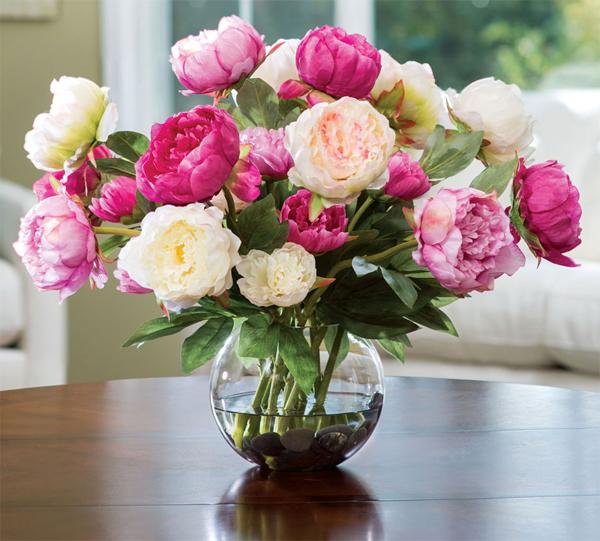 Доставка цветов Челябинск – красочные букеты из пионов от Bflorist.ru