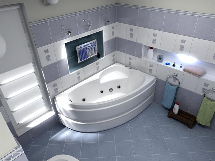 Акриловые ванны - aquaink.ru