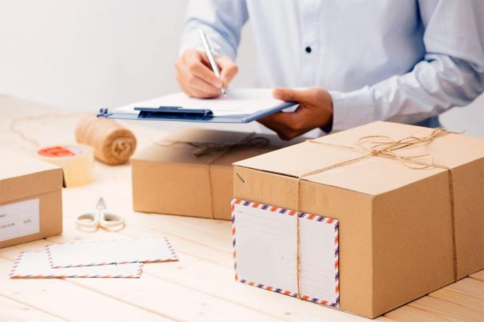 Как работает служба доставки?