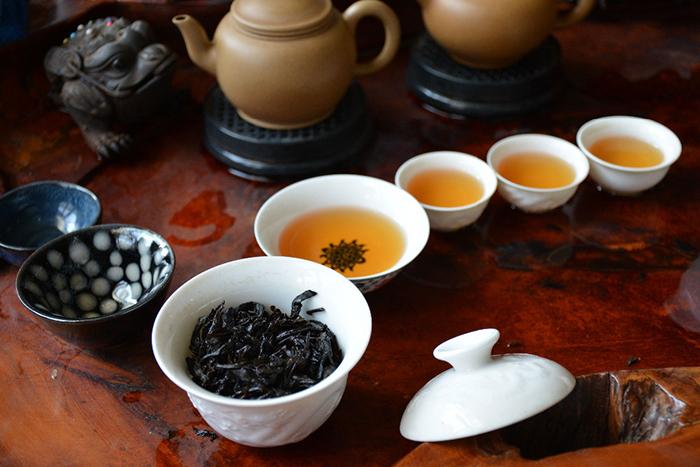 Китайский красный чай - волшебство в вашей чашке