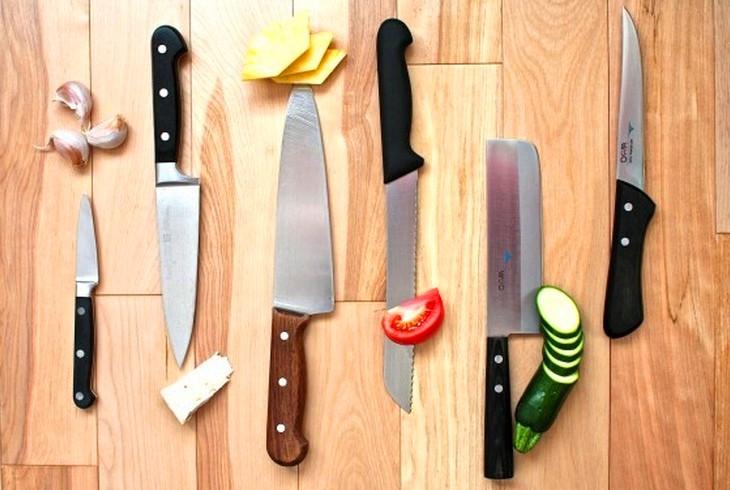 Преимущества выбора готовых наборов ножей