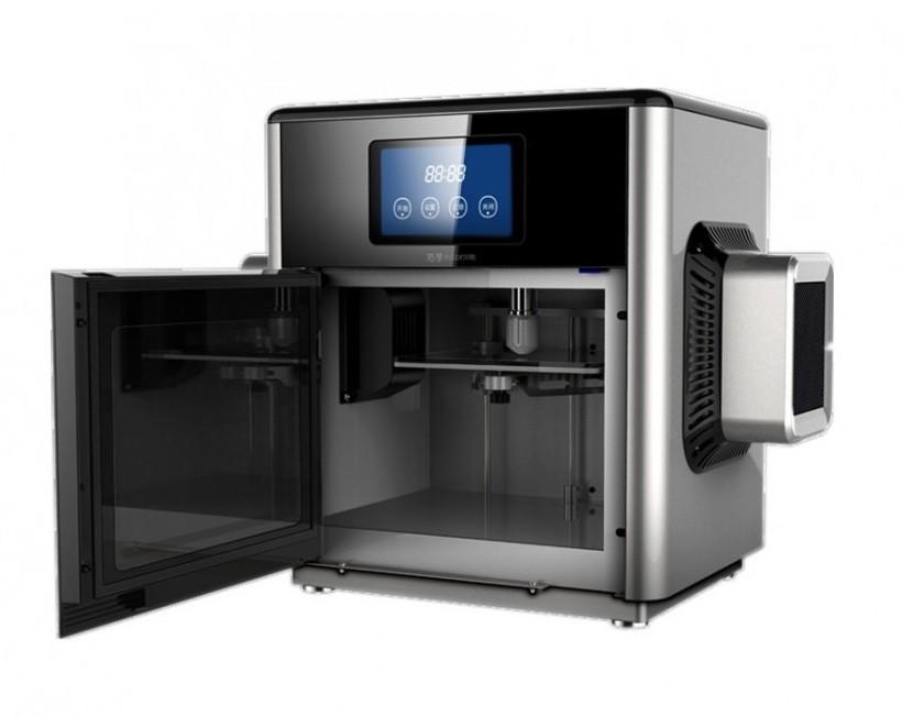 Пищевой 3D принтер: что такое и какие бывают
