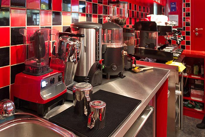 Необходимое оборудование для кафе