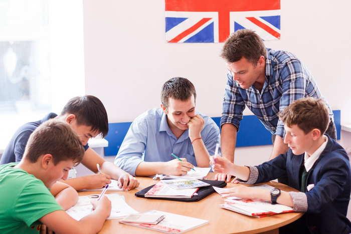 Занятия английским для разных возрастных категорий