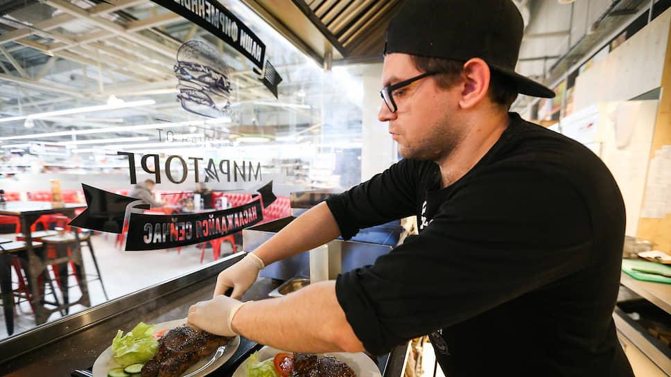 Помещения закрывшихся ресторанов могут отойти сети «Мираторга»
