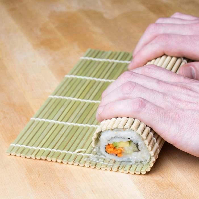 начинаем формировать суши