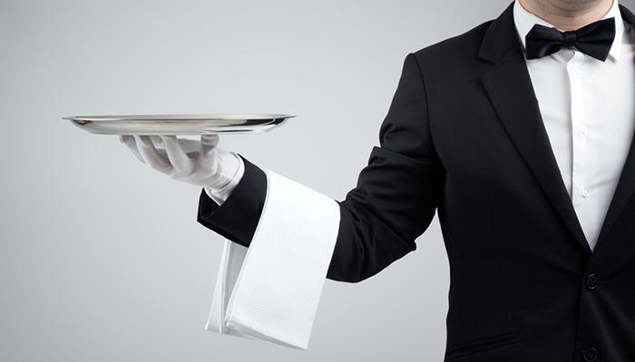 Выбор идеального официанта