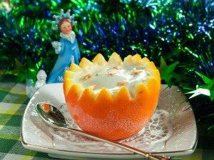Десерт «Новогодняя сказка»