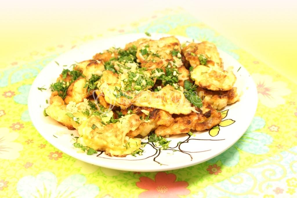 Закуска из капусты для пикника