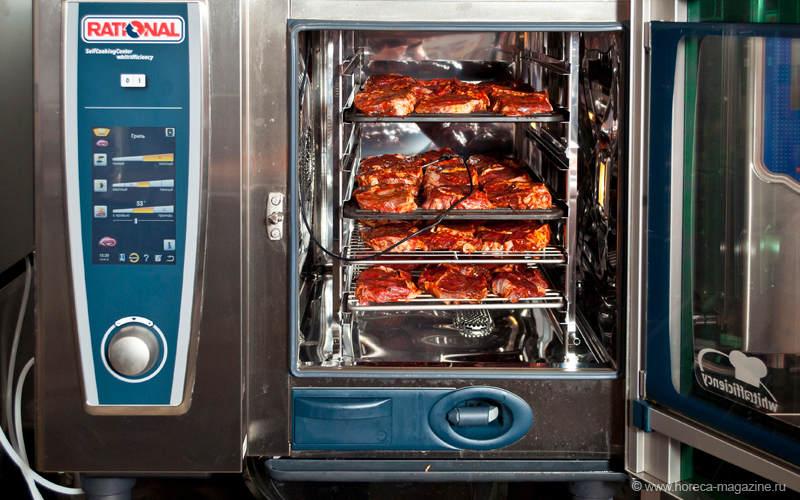 Расстроечные шкафы как вспомогательное оборудование пароконвектомата