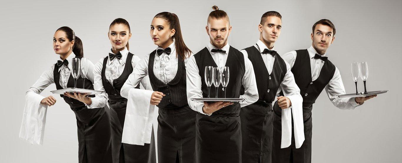 Секреты эффективности  работы персонала в ресторане