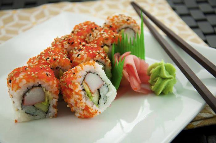 Секрет сбалансированности японских суши