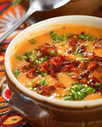 Суп-пюре из тыквы «Баттернат»