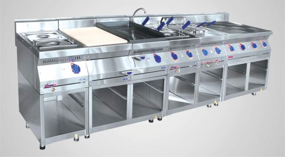 Тепловые линии для приготовления пищи