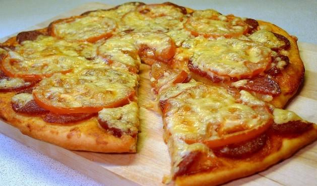 Тесто от Вольфганга Пака для пиццы