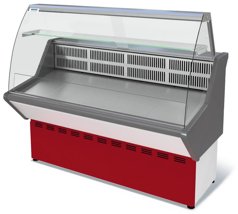 Универсальная холодильная витрина