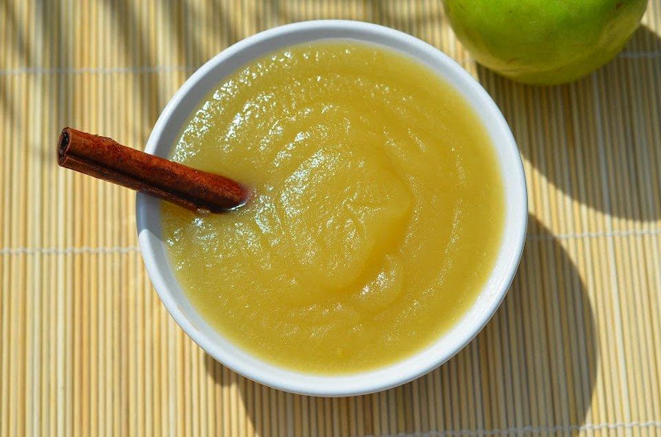 Яблочный соус
