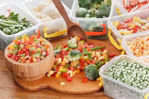 Товароведение переработанных овощей и плодов. Быстрозамороженные плоды и овощи