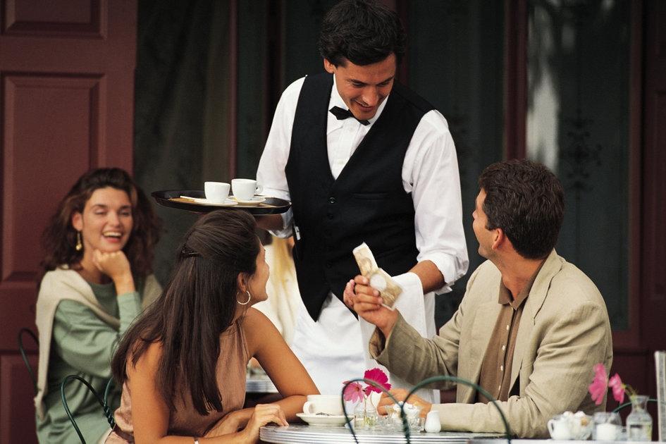 Золотое правило ресторанного бизнеса: нельзя пререкаться с клиентами