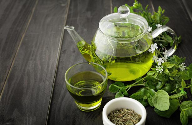 История зеленого чая