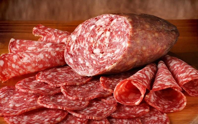 Колбасы зарубежные: сорта салями и брауншвейгская