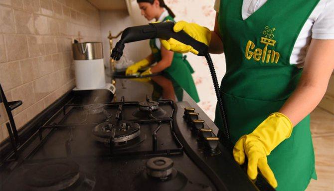 Кухня начинается с уборки