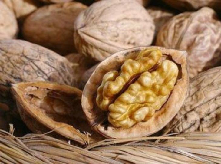 Ореховая осень
