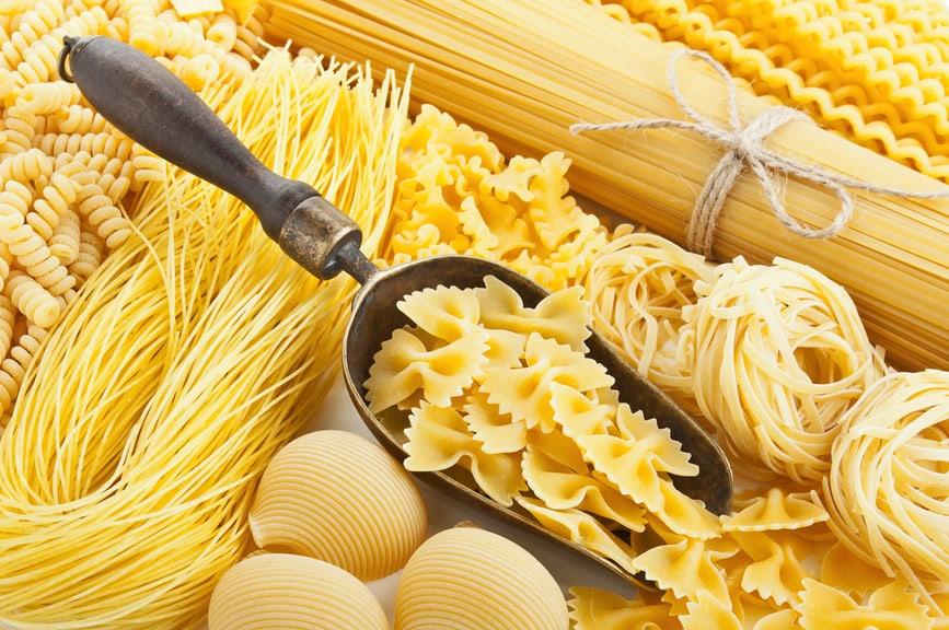 Пищевое сырье для изготовления макаронных изделий