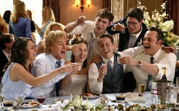 Празднуем свадьбу в ресторане