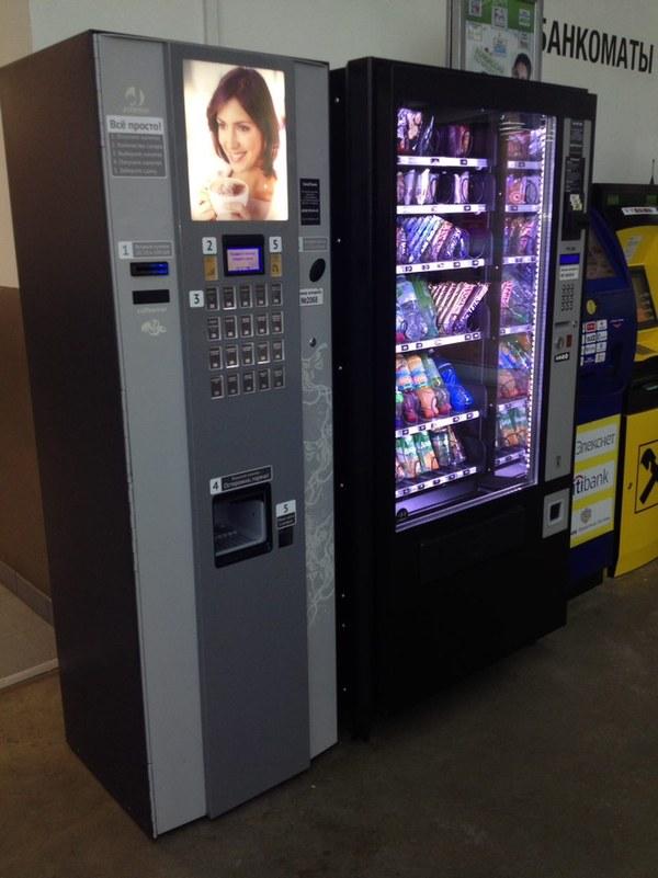 Преимущества и перспективы вендинг-автоматов
