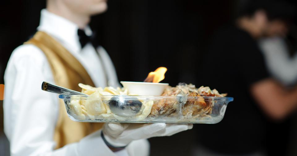 Причины отказа клиентов в покупке нового блюда ресторана