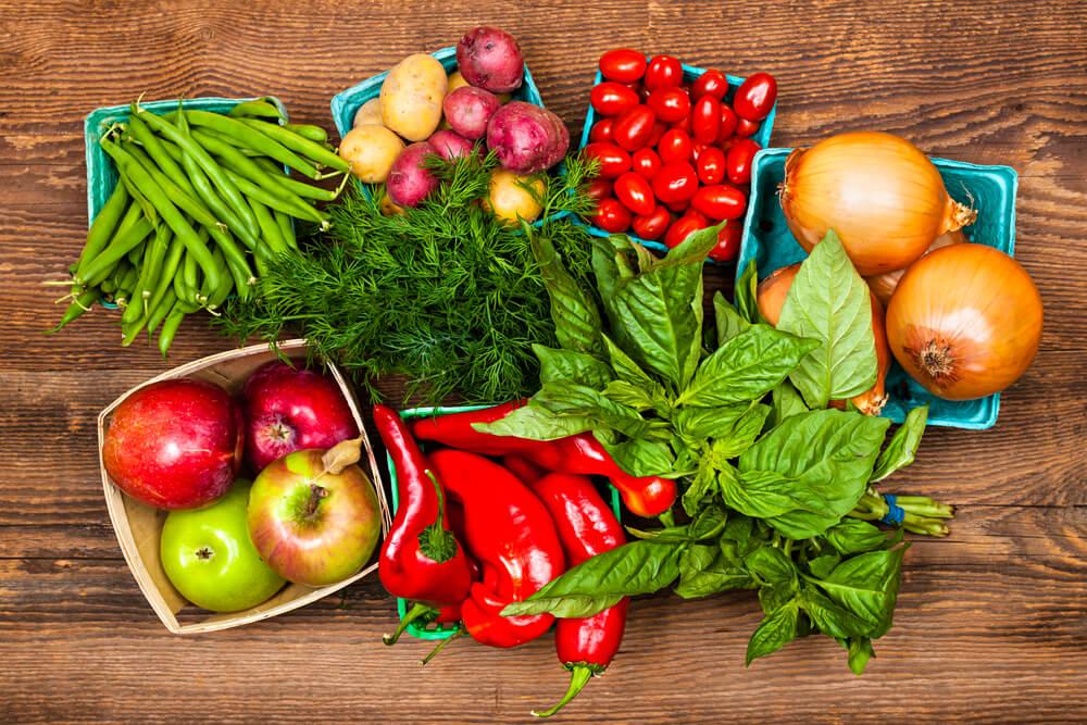 Продукты, содержащие большой уровень пестицидов