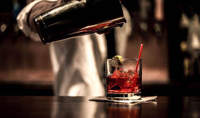 Рекомендации бармену при смешивании коктейлей