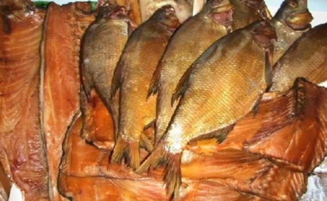 Товароведение копченой рыбы