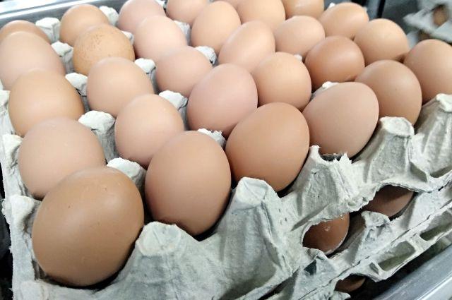 Эти яйца…
