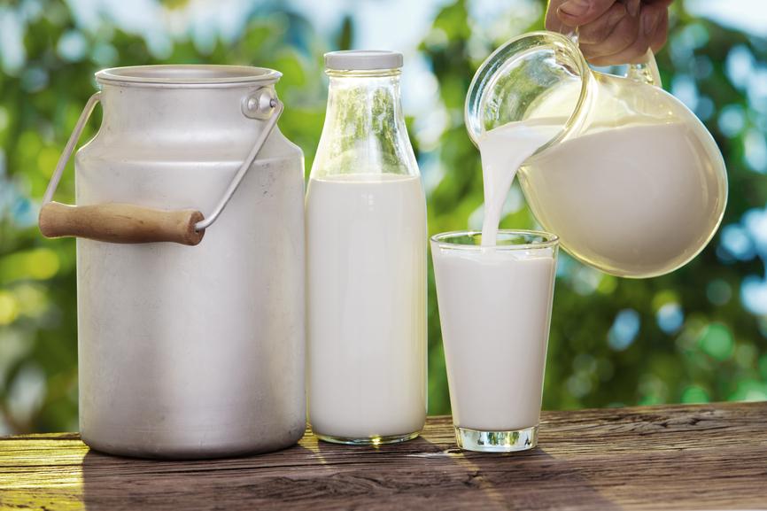 Несколько слов о химии молока