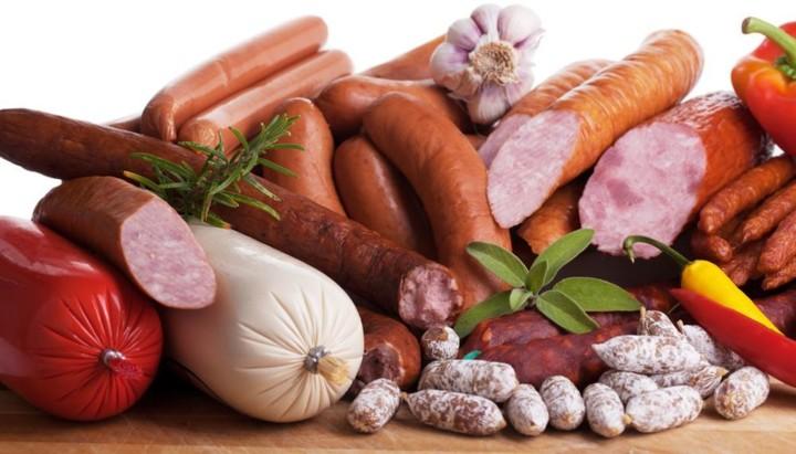 Подготовка основного сырья для изготовления колбас