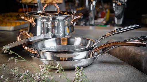 03.02.10 Профессиональная посуда и домашняя. Основные отличия.