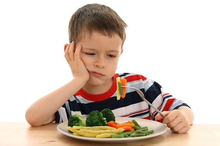 04.02.10 Средний ребенок в России не съедает даже 10% требуемого организму количества в 5 порций овощей или фруктов по нормам ВОЗ